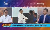 Dialog: Debat Keempat Pilpres 2019, Siapa Unggul? (Bag. 2)