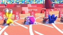 Anuncio de los juegos oficiales de los Juegos Olímpicos de Tokio 2020