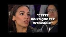 Alexandria Ocasio-Cortez voit dans les gilets jaunes le symbole des inégalités