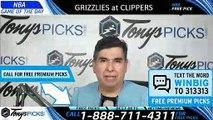 Memphis Grizzlies vs. La Clippers 3/31/2019 Picks Predictions