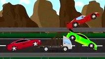 Sport course voiture | Auto de la bande dessinée de course de voiture | Tuning Conte de Voitures ☺