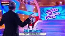 Nagui : Son anecdote embarrassante sur Johnny Hallyday et Michel Sardou (vidéo)