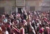 Más de 100 muertos en Siria durante los enfrentamientos entre el Ejército y la oposición