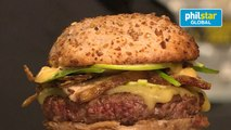 Young chef wins France's Burger Cup
