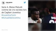 Serie A : Blaise Matuidi victime de cris racistes lors de Cagliari-Juventus