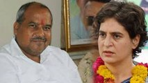 BJP Leader Jai Karan Gupta ने Priyanka Gandhi के पहनावे को लेकर की गंदी टिप्पणी | वनइंड़िया हिंदी