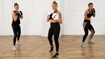 Get Ready to Rumble With This At-Home Cardio-Boxing Workout