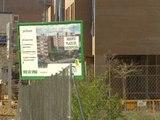 Las hipotecas sobre viviendas ahondan en su caída