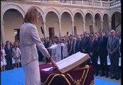 María Dolores de Cospedal toma posesión como presidenta de Castilla-La Mancha