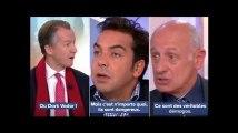 Les insoumis parodient les éditorialistes politiques pour leur campagne de don