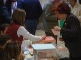 Los colegios electorales han abierto sus puertas a las 9 de la mañana