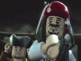Piratas del Caribe: el videojuego de Lego