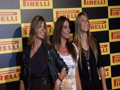 Inés Sastre, madrina de un evento de Pirelli para dar la bienvenida al GP de España