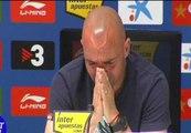 De la Peña anuncia su retirada del fútbol profesional