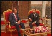 El rey se reúne con Mohamed VI en Marrakech