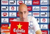 """Valero: """"El Valencia nos conoce perfectamente"""""""