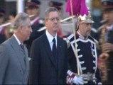 Carlos de Inglaterra y Camila reciben la Medalla de Oro de Madrid