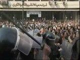 """El """"Día de la ira"""" deja fuertes disturbios en Egipto"""