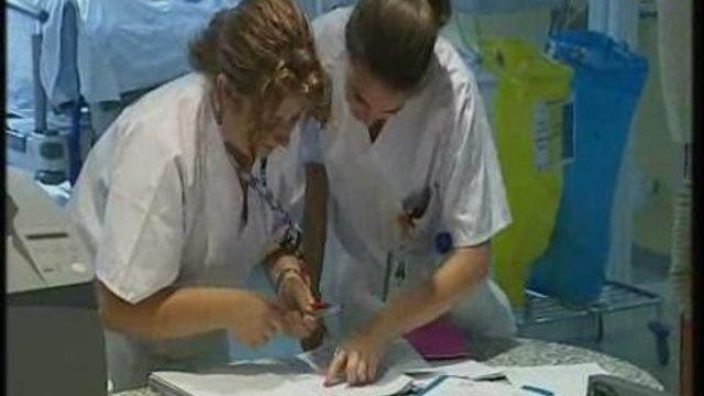 Ocho de cada diez enfermeras sufre estrés