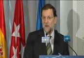 Rajoy evita hablar sobre el rescate