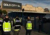 Operación a gran escala contra las mafias chinas en Madrid