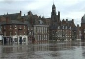 Reino Unido continúa en alerta por inundaciones