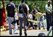 La guerra entre narcos deja otros 17 cadáveres en México
