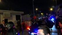 Binali Yıldırım, AK Parti İstanbul İl Başkanlığına geldi - İSTANBUL