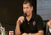 Manuel Correa da por superado el incidente con el Reino Unido