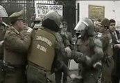Los estudiantes chilenos mantienen sus protestas por una educación pública