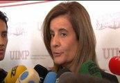 La ministra de Empleo niega las filtraciones sobre el ERE del PSOE