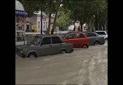 Fuertes inundaciones en Rusia provocan al menos 70 muertos