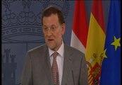 Rajoy esperará a las evaluaciones para hablar de cifras