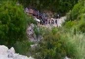 Once personas mueren y 22 resultan heridas en un accidente de autobús en Albania
