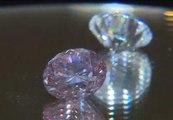 El diamante rosa más grande, a subasta