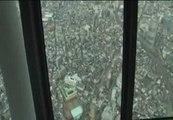 Abren al público la segunda torre más alta del mundo