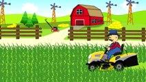 ☻ Lawn Mower | Farmer | Fairy Tales | Agriculteur De L'Herbe De Tonte € Un Conte De Tondeuse À Gazon ☻