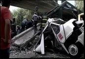 México vive su peor terremoto en más de 20 años