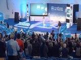 Rubalcaba y Rajoy ultiman la campaña en Asturias