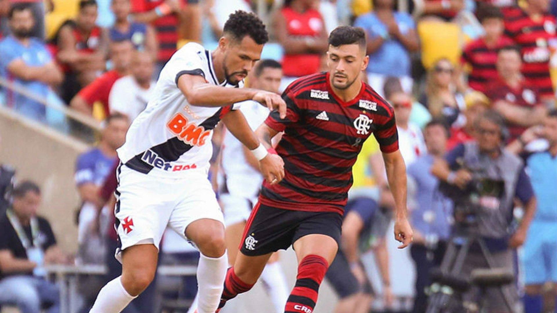 Flamengo bate o Vasco nos pênaltis e é campeão da Taça Rio