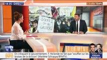 """Marlène Schiappa: """"C'est pas la responsabilité du gouvernement d'aller dire aux gilets jaunes comment ils doivent se structurer"""""""