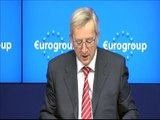 Eurogrupo informa sobre segundo rescate a Grecia