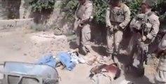 EEUU investiga un vídeo de supuestos marines orinando sobre cadáveres paquistaníes