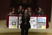 Multitudinario acto de apoyo a la continuidad de 'Público' - 2