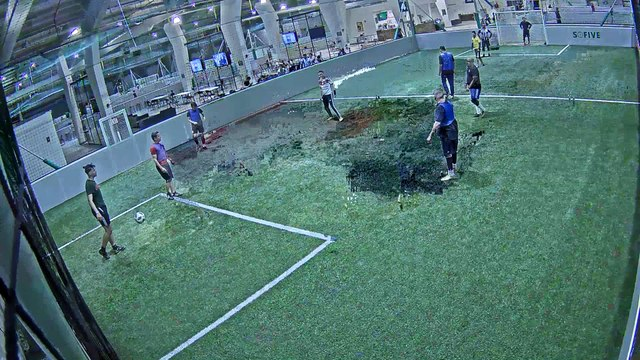 03/31/2019 20:00:00 - Sofive Soccer Centers Rockville - Old Trafford