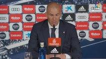 """29e j. - Zidane : """"Quand je fais débuter Luca, je ne fais pas débuter mon fils mais un joueur"""""""