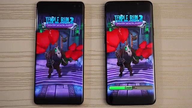 Samsung Galaxy S10 Plus vs S9 Plus - Speed Test!