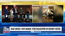 Fox & Friends - Dad goes viral for singing 'Ave Maria' at Disney World - Fox News TV