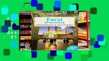 Full version  Lonely Planet Farsi (Persian) Phrasebook  Dictionary  Best Sellers Rank : #1
