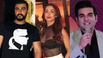 Malaika Arora's ex husband Arbaaz Khan reacts on her wedding with Arjun Kapoor | FilmiBeat